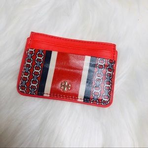 Tory Burch Signature Cardholder